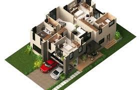 modern floor plan 3d house floor plans house floor design mixdown co