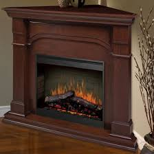 dimplex oxford 51 inch corner electric fireplace cherry smp