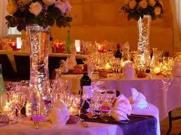 d coration mariage chetre décoration mariage des centres de table lumineux mariage and