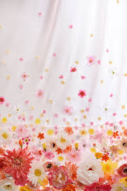 Curtains Floral D E S I G N L O V E F E S T Diy Floral Curtain