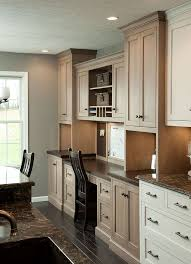 Best Home OfficeEntertainment Spaces Images On Pinterest - Kitchen cabinets for home office