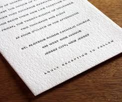 wedding invitation reception wording wedding invitation wording formal pt 4 letterpress wedding