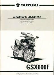 28 2000 suzuki katana 600 owners manual 105834 2002 suzuki