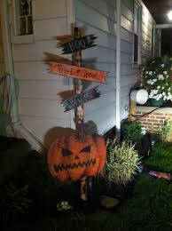 12 best halloween yard signs images on pinterest yards lawn