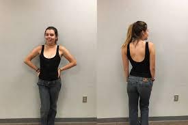 california dress code not wearing bra video