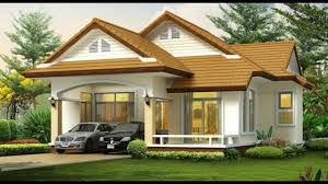 bungalow house beautiful bungalow house with plans youtube