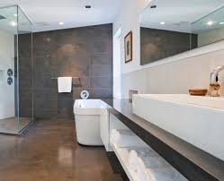 Houzz Modern Bathrooms Commercial Modern Bathroom Ideas Houzz