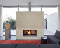 kamin aus beton kamin pinterest interiors