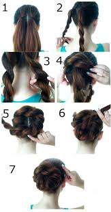 homecoming hair braids instructions 3 amazing ideas of homecoming hairstyles step by step updos