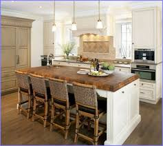 Small Butcher Block Kitchen Island Kitchen Island Butcher Block Solution For Narrow Kitchen