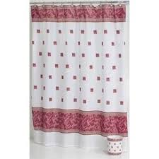 Burgandy Shower Curtain Wine Shower Curtain Liner Burgundy Colored