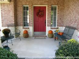 Fall Outdoor Decorations by Shelly Bailey Fall Outdoor Decorations