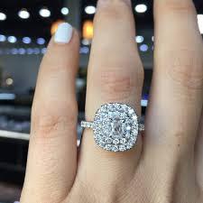 henri daussi engagement rings henri daussi engagement rings 0 50ct halo
