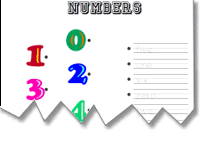 numbers worksheets numbers word searches numbers board games