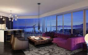 trump living room trump international hotel u0026 tower vancouver to open in november