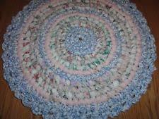 Handmade Rag Rugs For Sale Handmade Rag Rugs Ebay