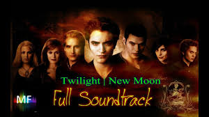 new moon twilight full soundtrack youtube