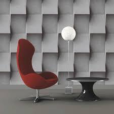 ugepa wallpaper non woven concrete tile grey j93619 ebay