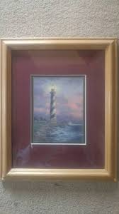home interiors thomas kinkade prints collectors print of thomas kinkade painting u0027cape hatteras