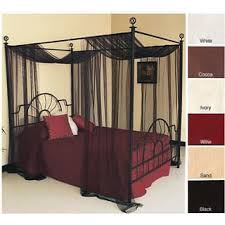 Sheer Bed Canopy Bed Canopies Shop The Best Deals For Dec 2017 Overstock Com