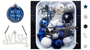 Sainsbury S Blue Christmas Decorations by This Christmas Just Say No To Tinsel
