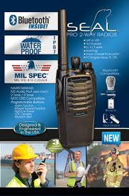 two way radio manuals