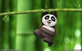 cute baby panda kfp3 kung fu panda 3 2016