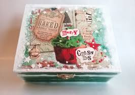 Kitchen Tea Present Ideas Tea Bag Box Christmas Decor Tea Lover Tea Bag Organizer