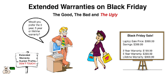 what happens on black friday amazon should you buy an extended warranty on black friday