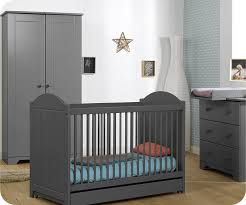 chambre bebe grise ophrey com chambre bebe gris anthracite prélèvement d