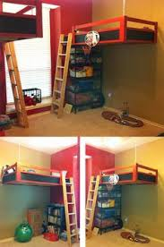 Ive Always Liked The Idea Of More Room Chairs From The Ceiling - Suspended bunk beds