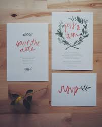 Christmas Wedding Invitations Floral Wedding Invitation Sample The Seattle By Lostandsound