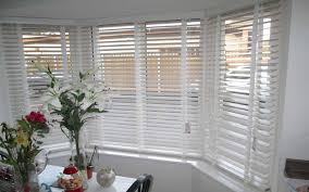 bay window wooden ven surrey blinds u0026 shutters