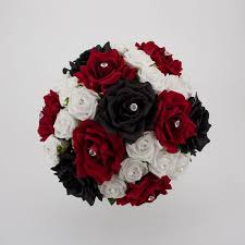 Wedding Flowers M Amp S Best 25 Red And White Flowers Ideas On Pinterest Black Red