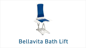 Neptune Recliner Bath Lift Bellavita Bath Lift Youtube