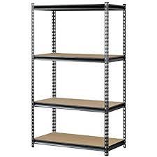 amazon bookshelf black friday sale muscle rack 4 shelf steel storage rack 36