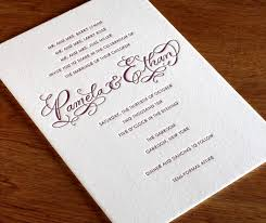 wedding announcements wording how to choose the best wedding invitations wording madailylife