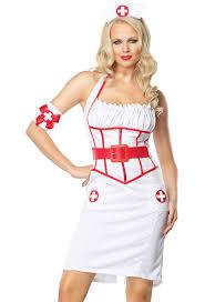 on call nurse halloween costume m3189