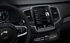 volvo xc60 2015 interior 2015 volvo xc90 in car driving experience detailed video