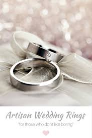 unique wedding rings 7 unique wedding rings for the and groom my bridal pix