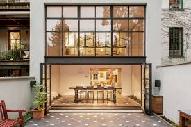 New York Homes Neighborhoods Architecture And Real Estate Renovated Brooklyn Townhouse With New Rear Addition Idesignarch
