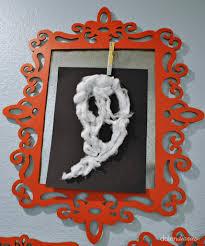 cotton ball ghost halloween kid u0027s craft kids s craft and