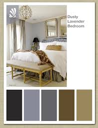 our bedroom lavender gold chestnut color palette make your