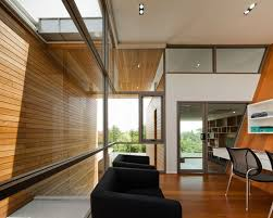 Inside Home Stairs Design Architecture Fancy Floating Wooden Staircase Design Use Glass