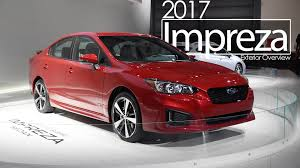 subaru sports car 2017 2017 subaru impreza sport sedan u0026 5 door new york international