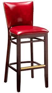bar stools restaurant restaurant wood bar stool