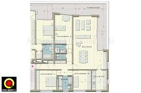 plan appartement 3 chambres dommeldange appartement 3 chambres 136m 950 000