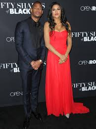 Shades Of Black Marlon Wayans In Celebrities Attend The U0027fifty Shades Of Black