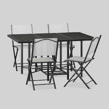 Black Iron Outdoor Furniture by Patio Furniture Sets Target