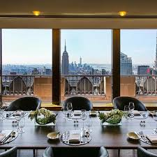 rockefeller center private event space in new york city